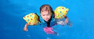 enfant baignade