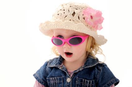 enfant lunette solaire