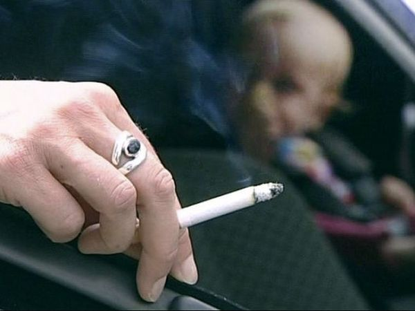 fumer voiture