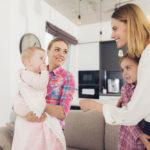 rupture contrat baby sitter nounou